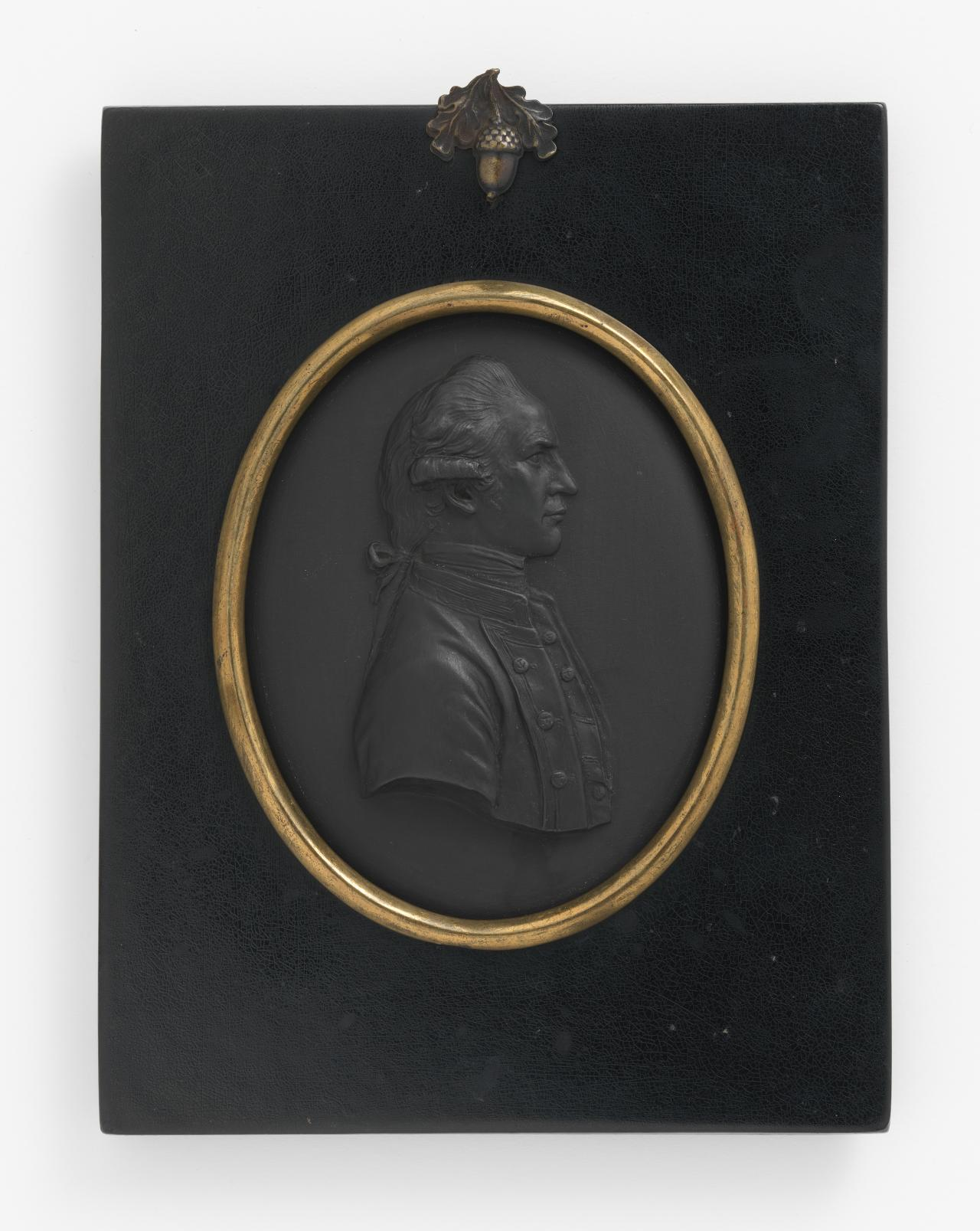 Captain Cook, medallion