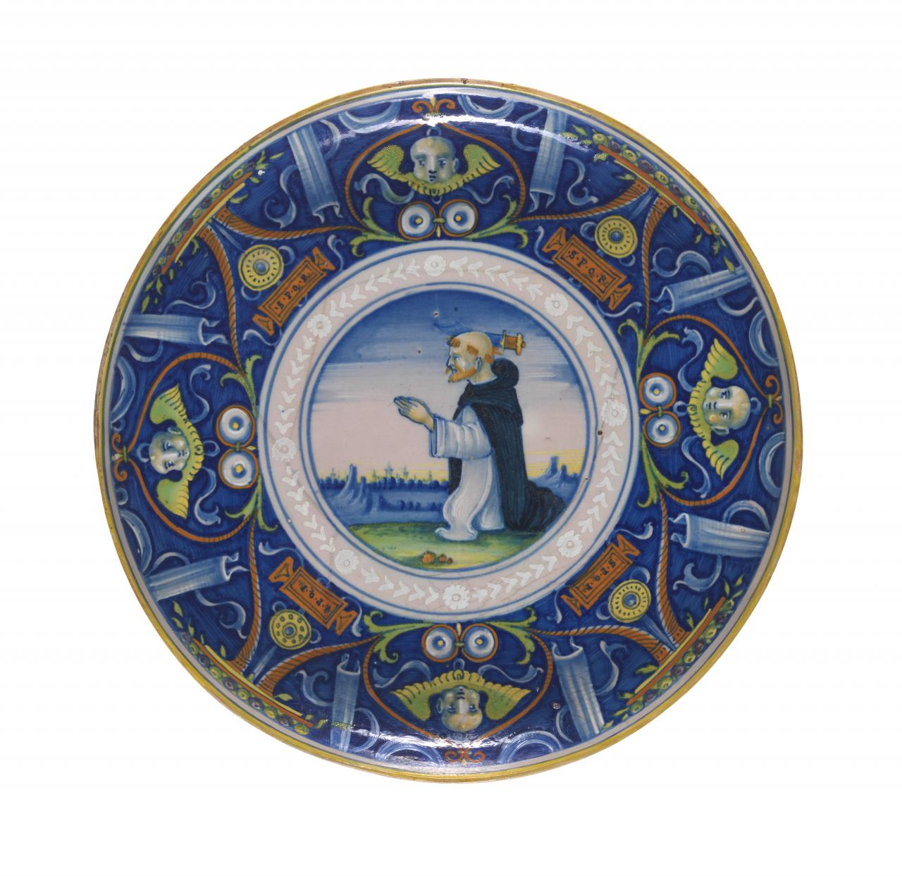 St Peter, Martyr, bowl