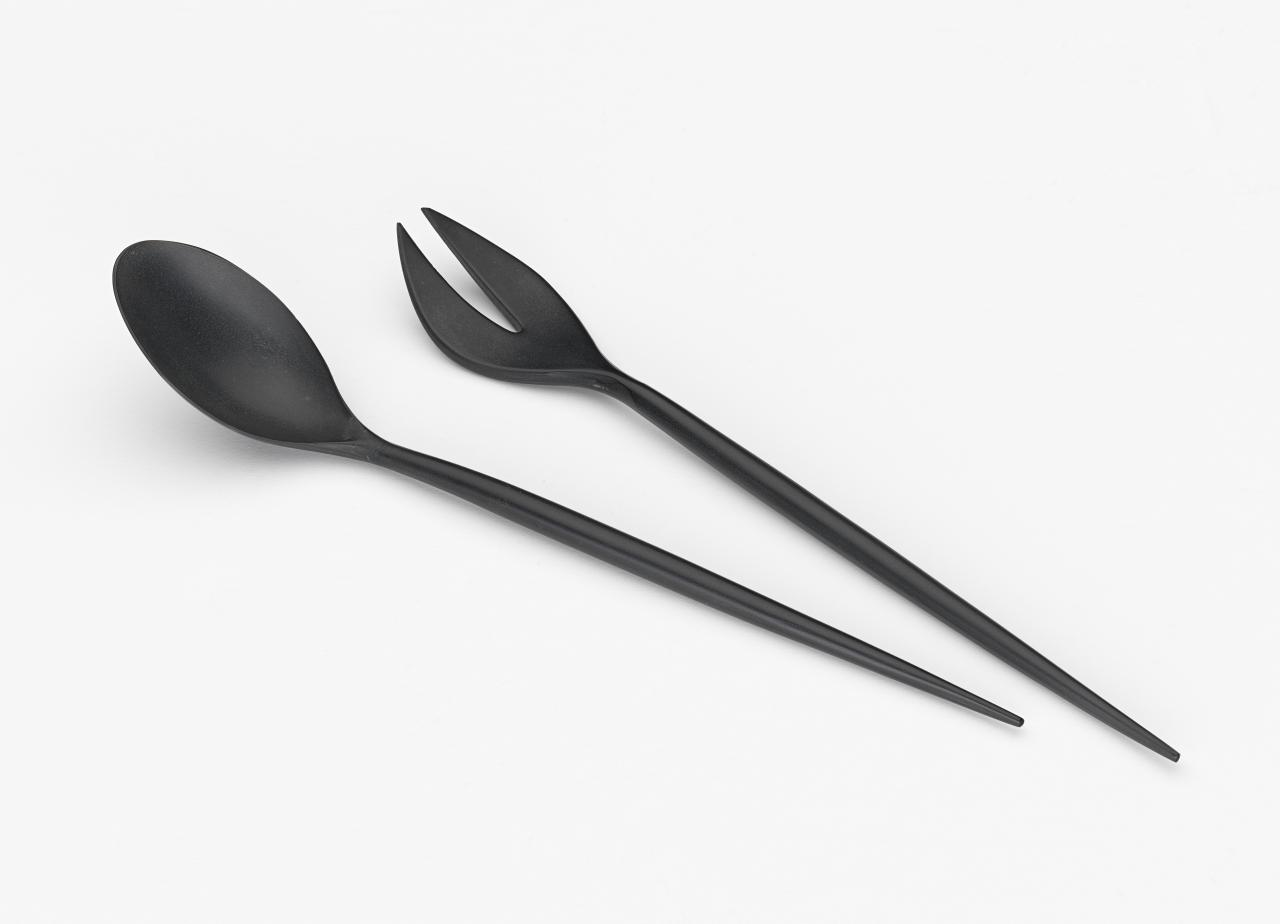 Krenit, pair of salad servers