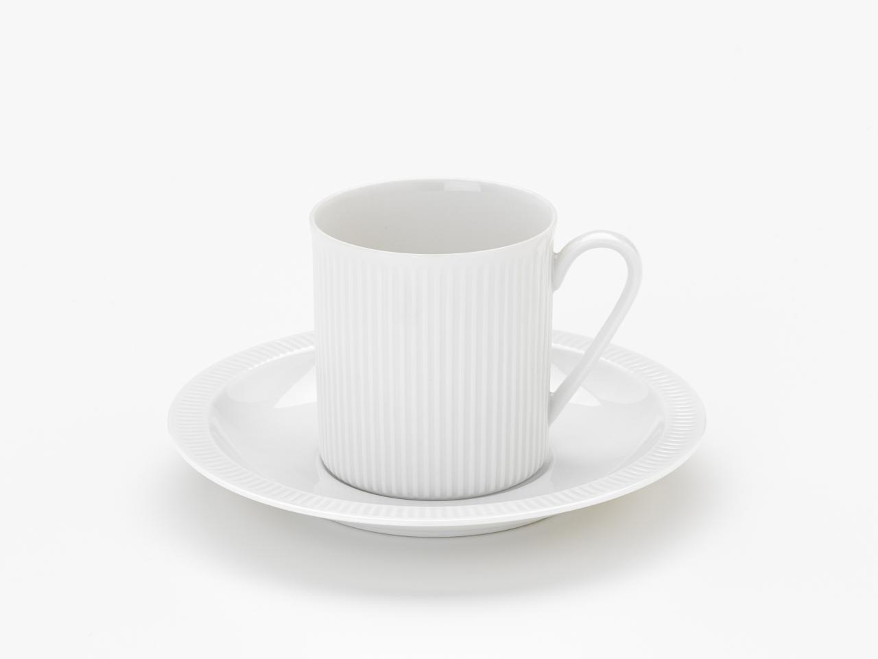 Form 2075, cup and saucer