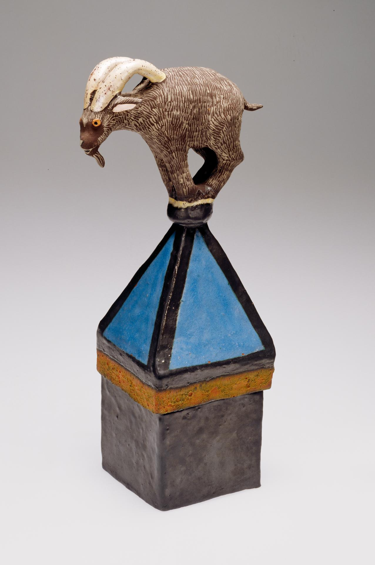 Capricorn, covered box