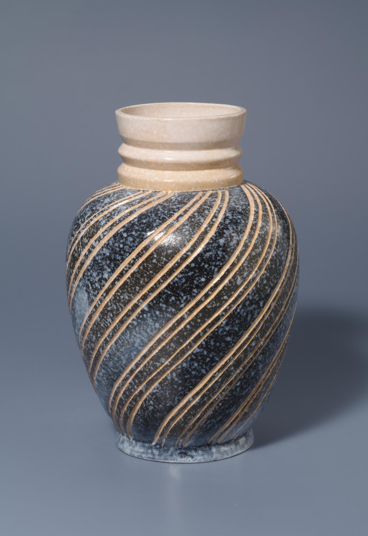 Milky way, vase