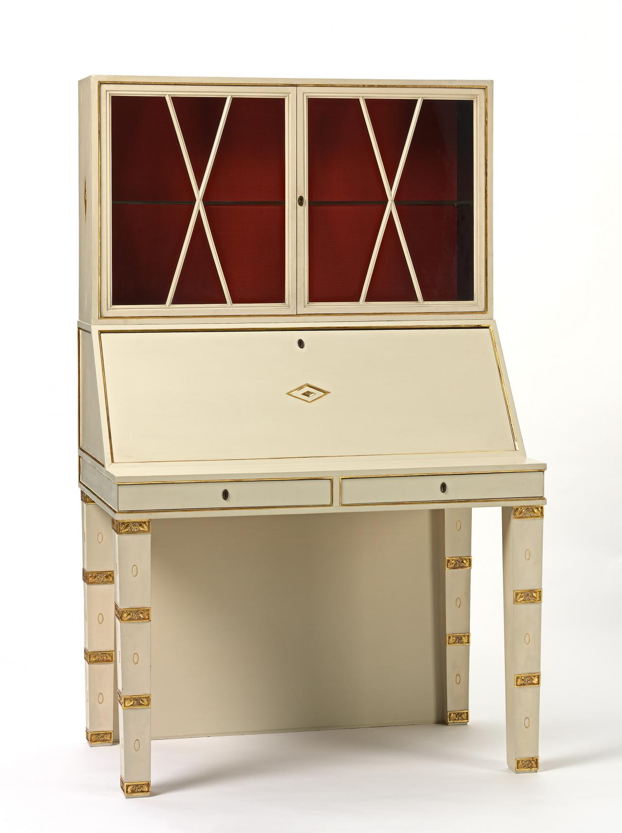 Bureau, from the Gallia apartment boudoir