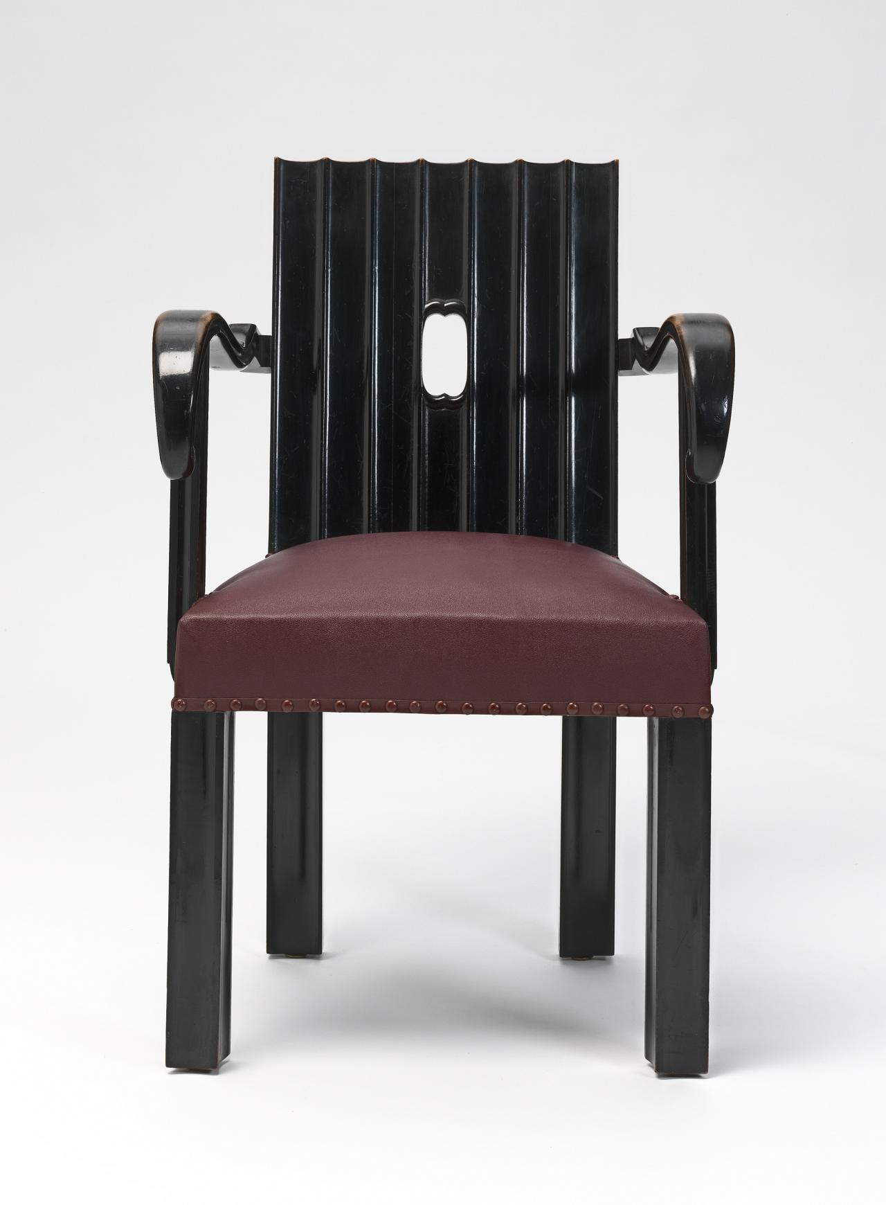 Armchair, from the Gallia apartment hall