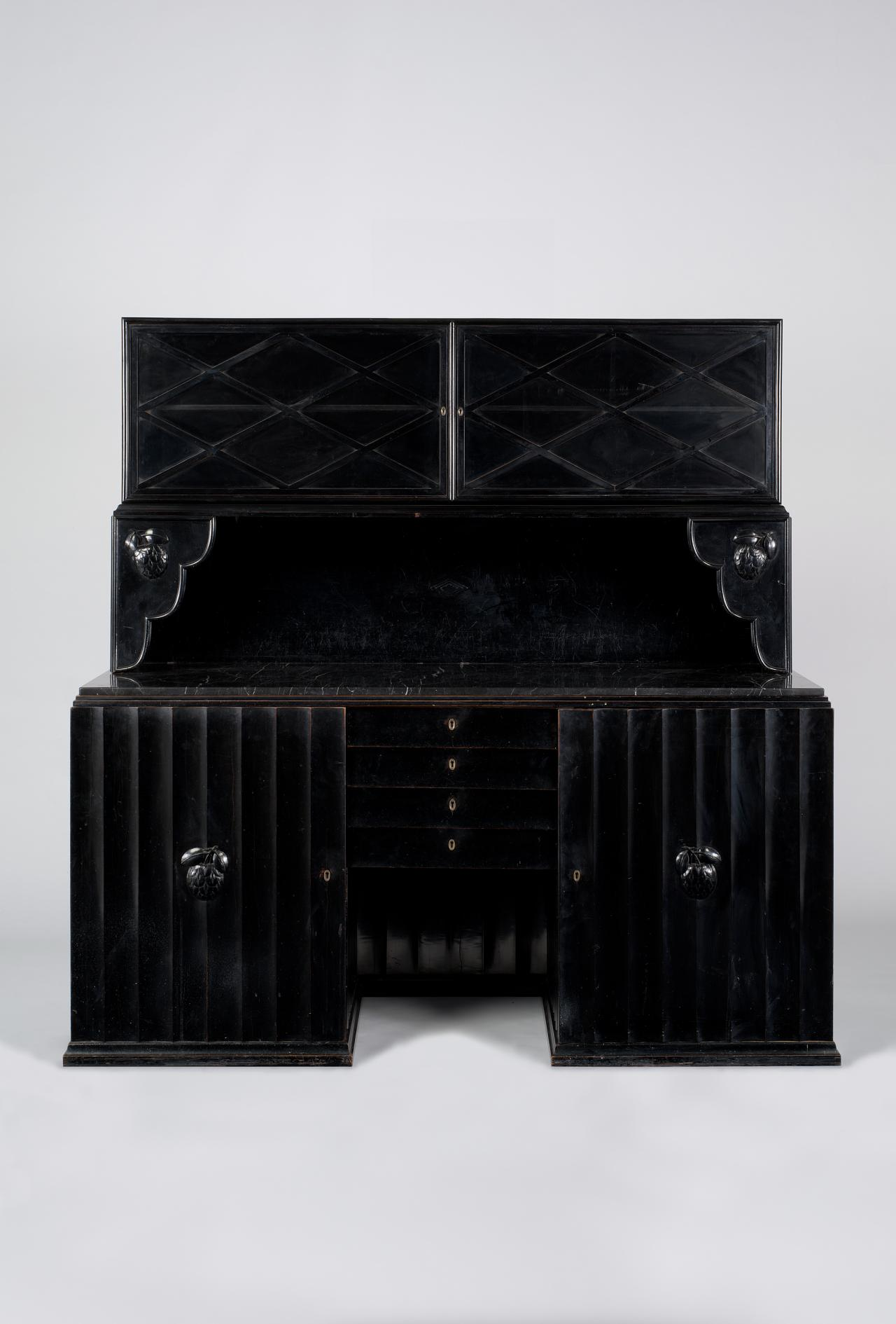 Sideboard, from the Gallia apartment hall