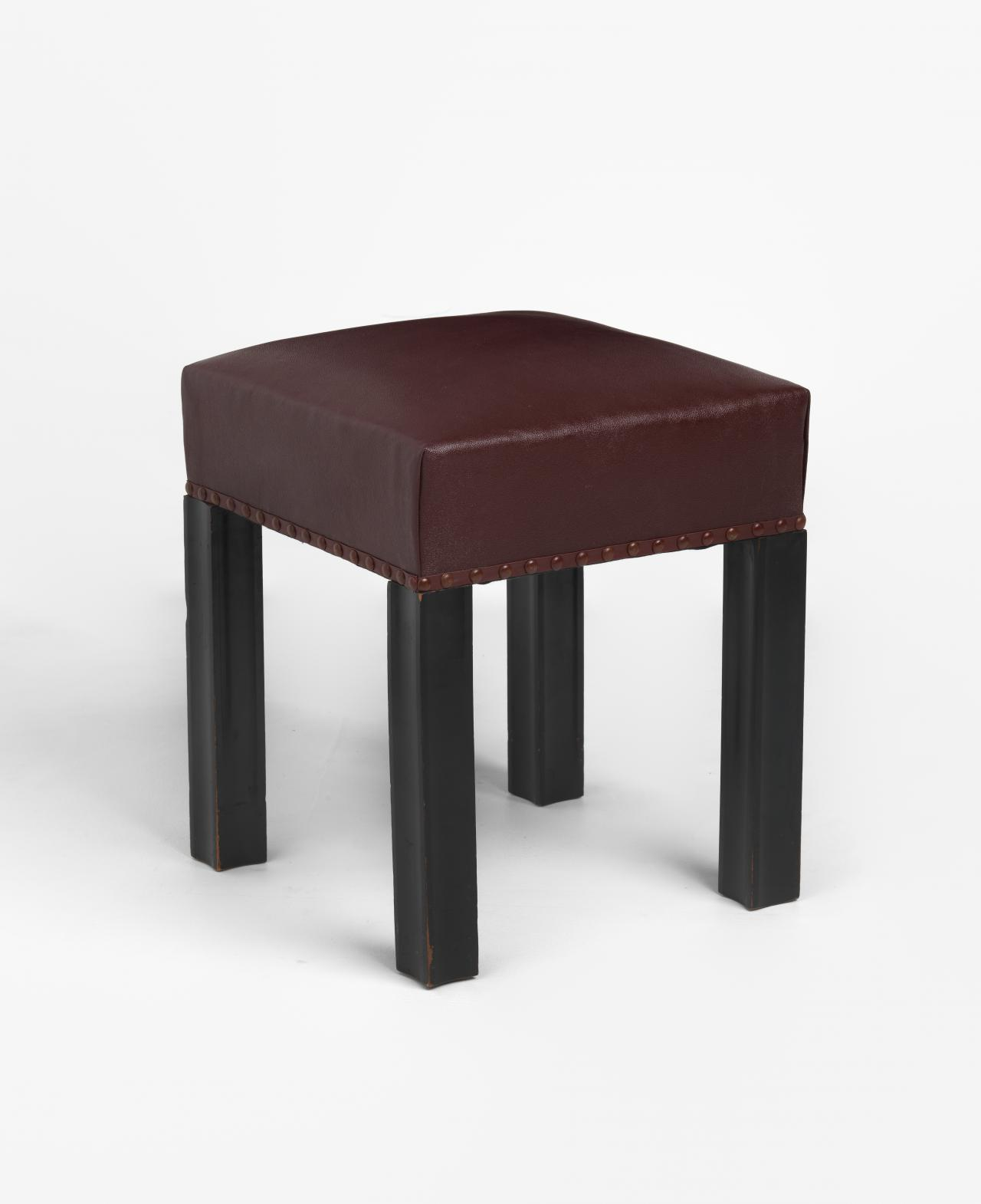 Stool, from the Gallia apartment