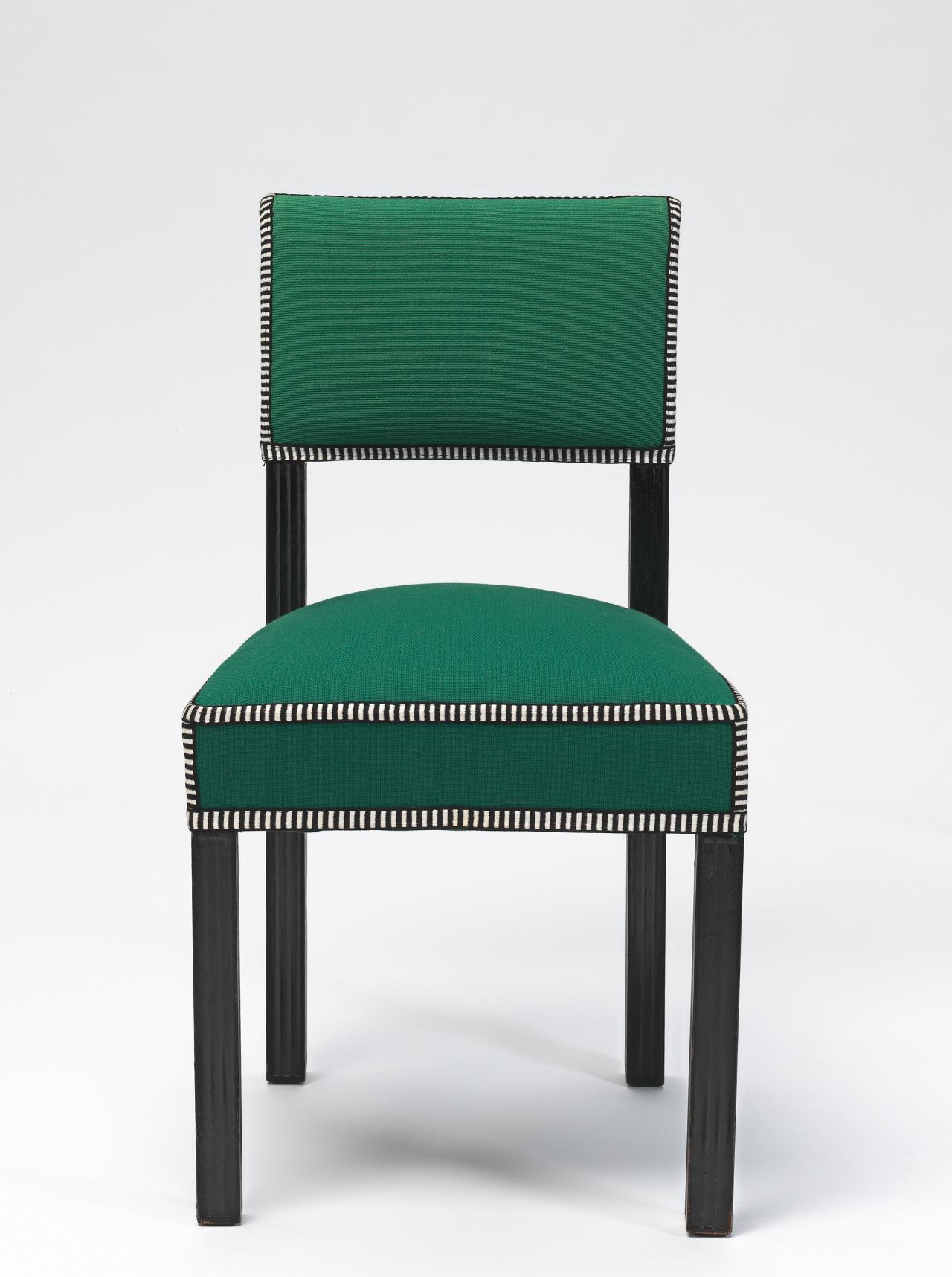 Chair From The Gallia Apartment Josef Hoffmann Designer