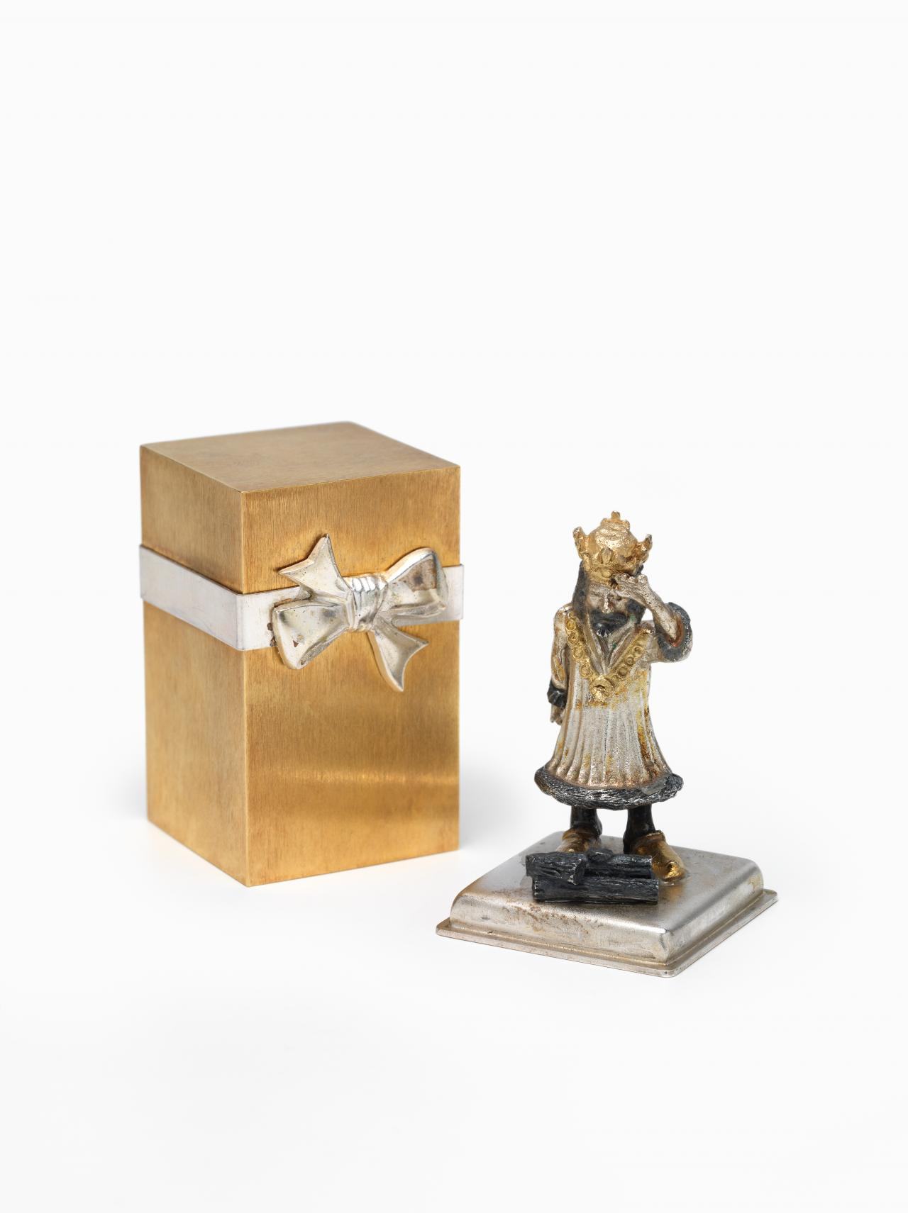 Ten Surprise boxes: Christmas carols: Good King Wenceslas