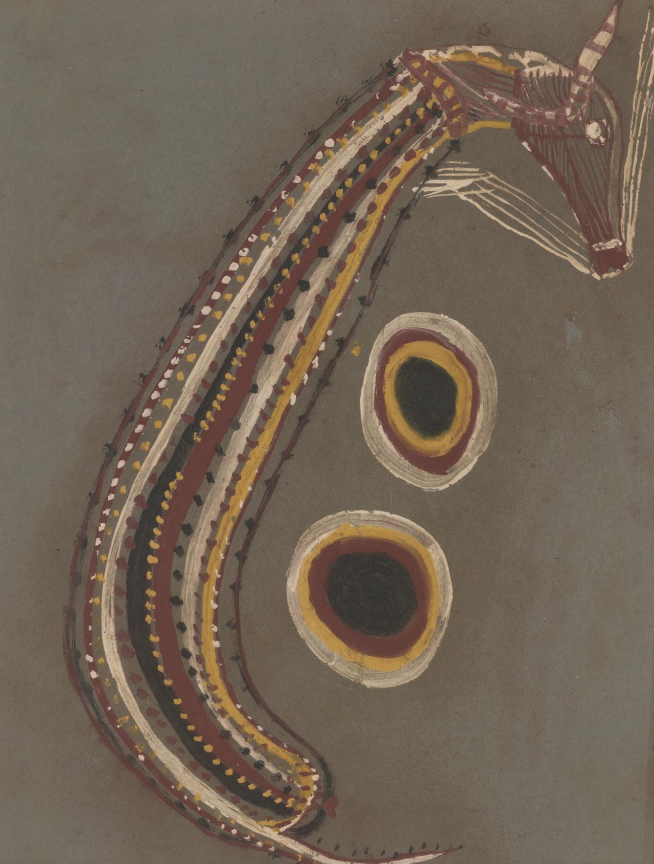 Ngalyod, the Rainbow Serpent
