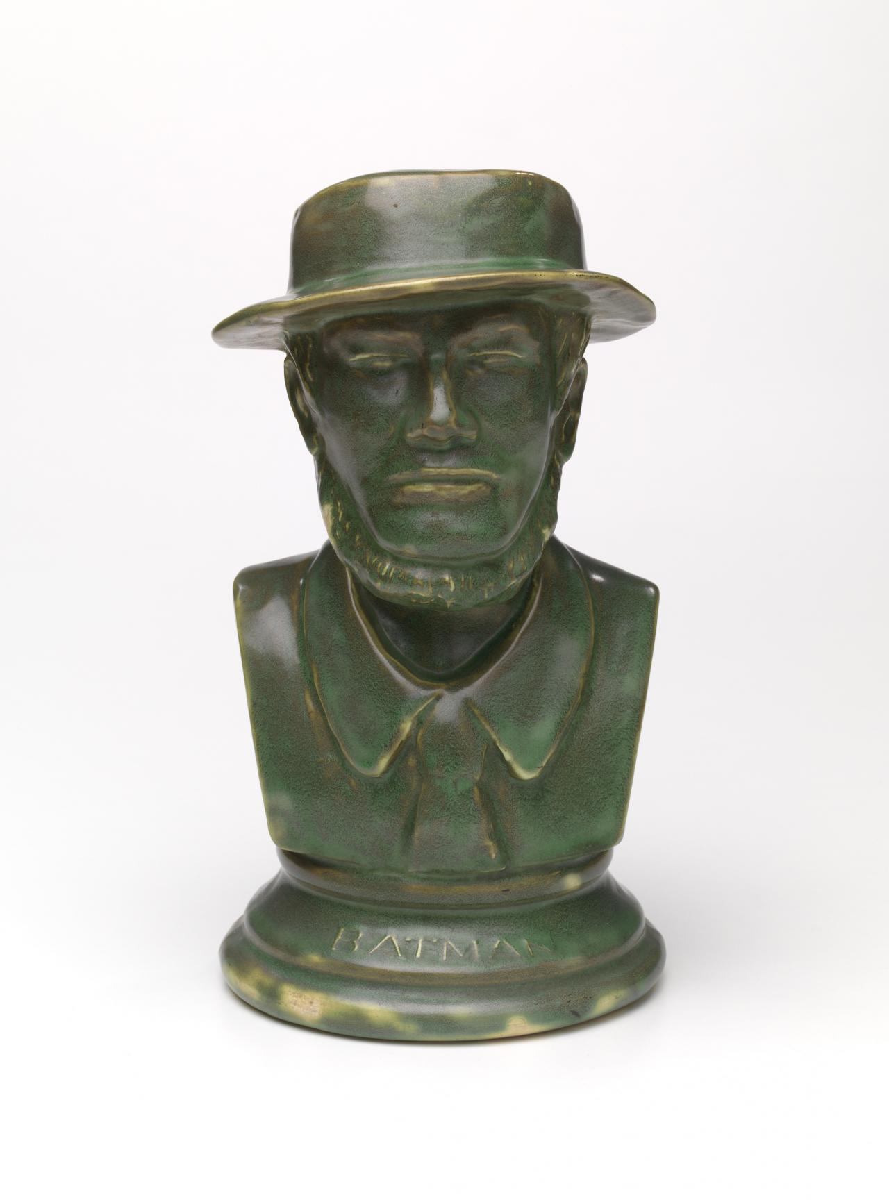 Bust of John Batman