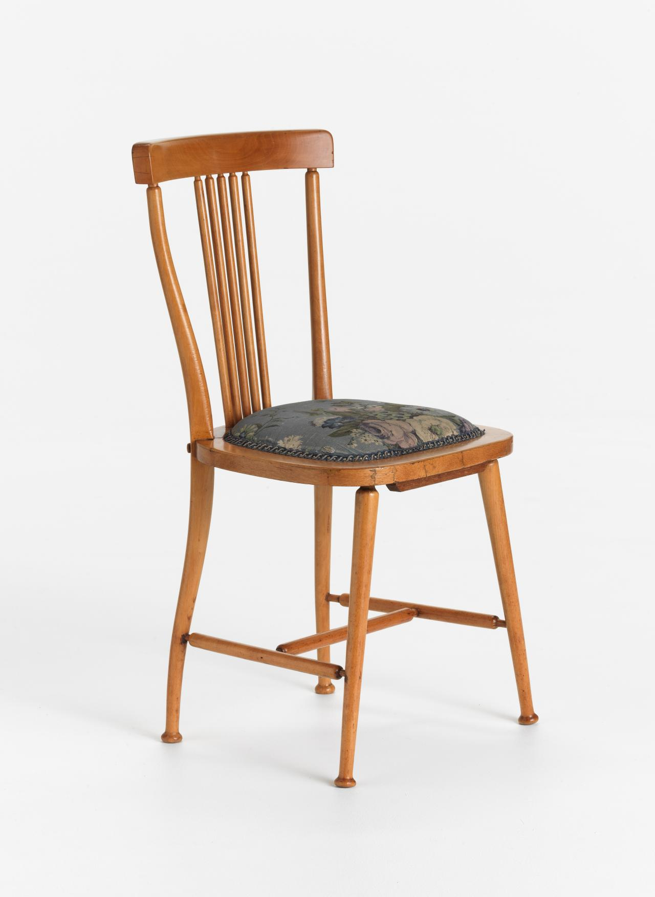 Occasional chair, from the Langer apartment