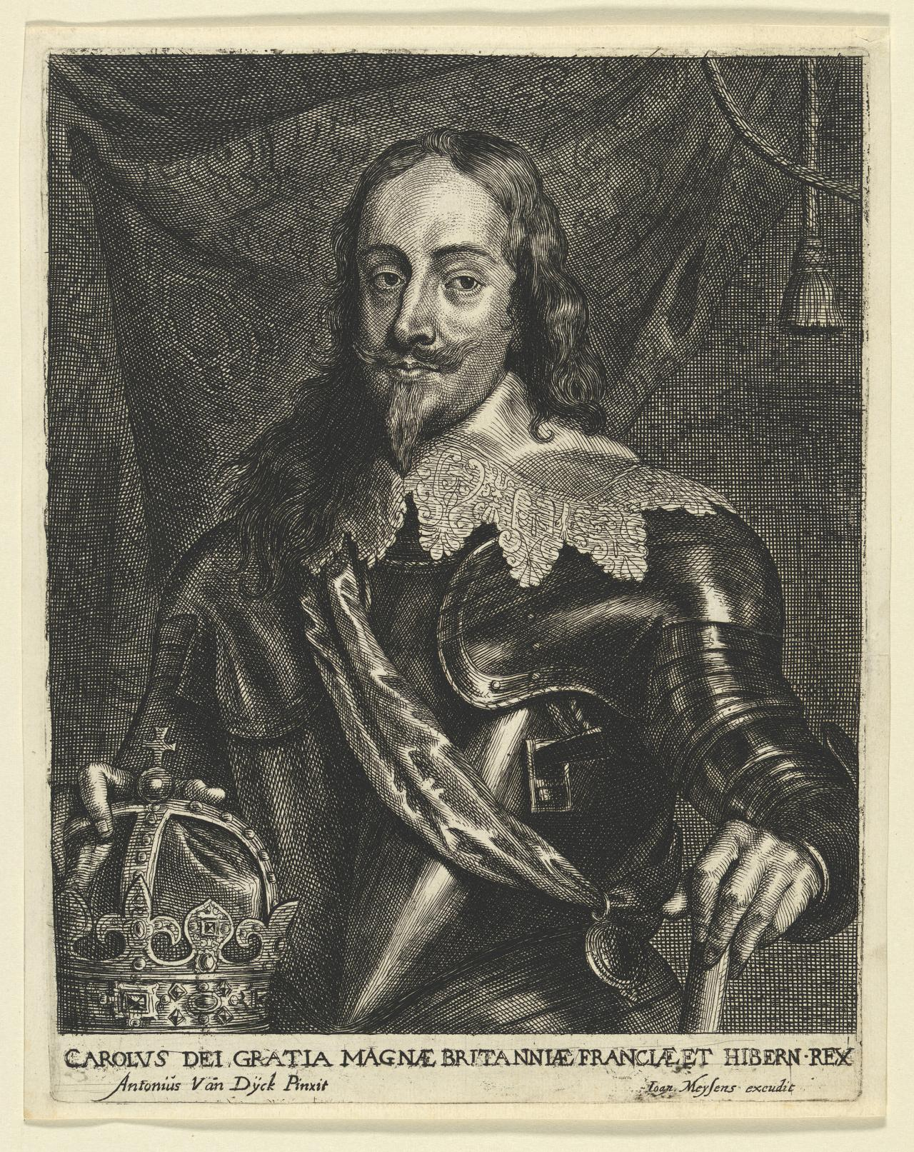 Charles I, King of England