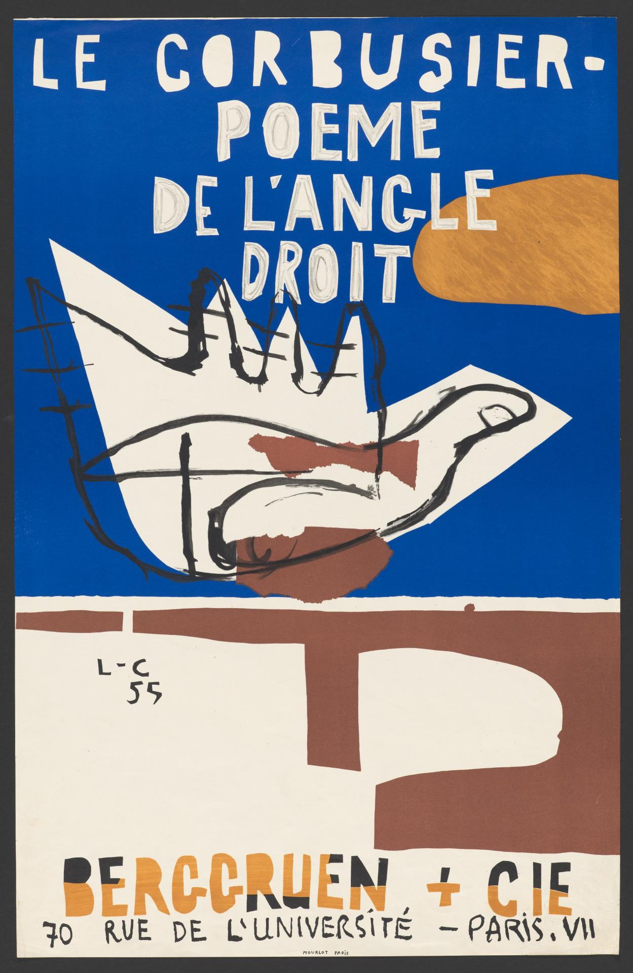 Le Corbusier: The poem of the right angle