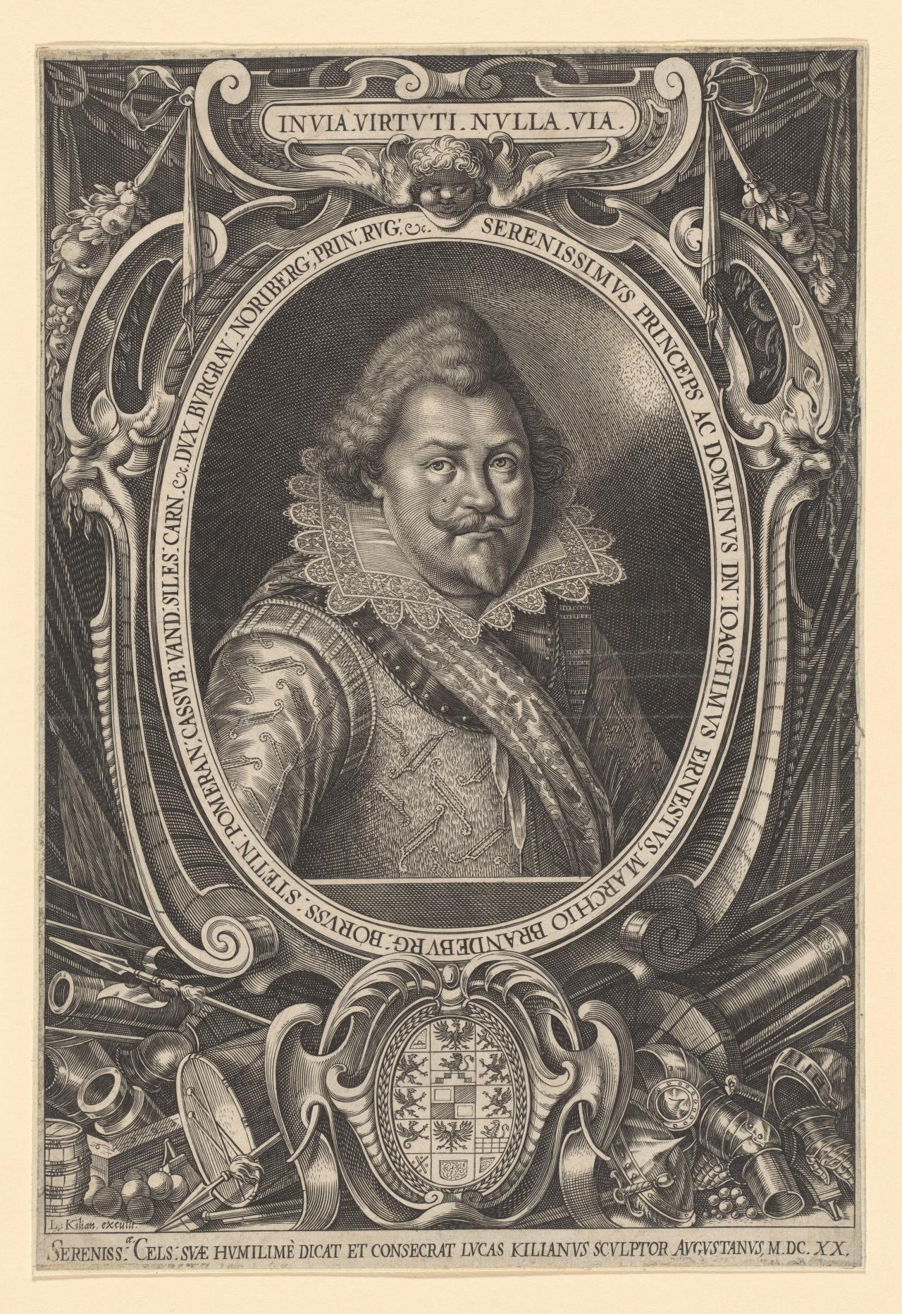 Joachim Ernst, Margrave of Brandenburg