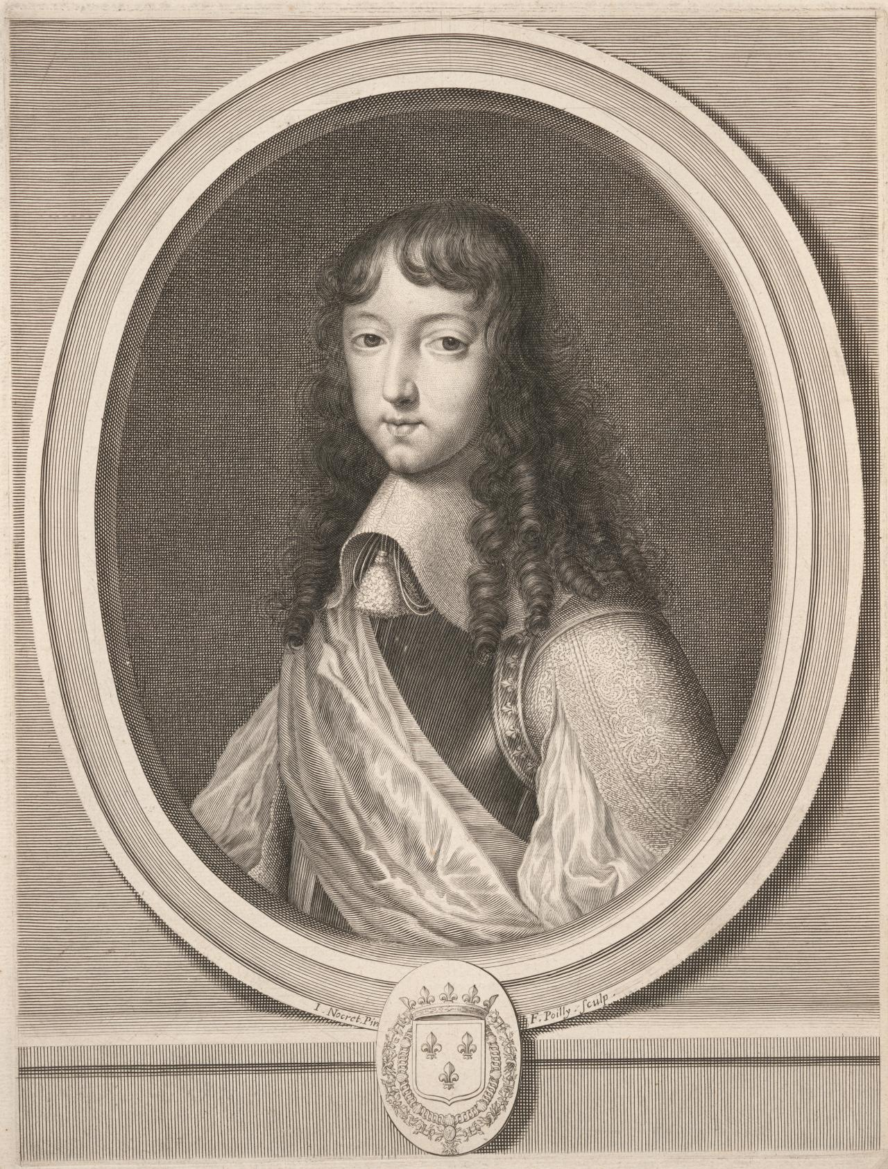 Philippe de France (brother of Louis XIV )
