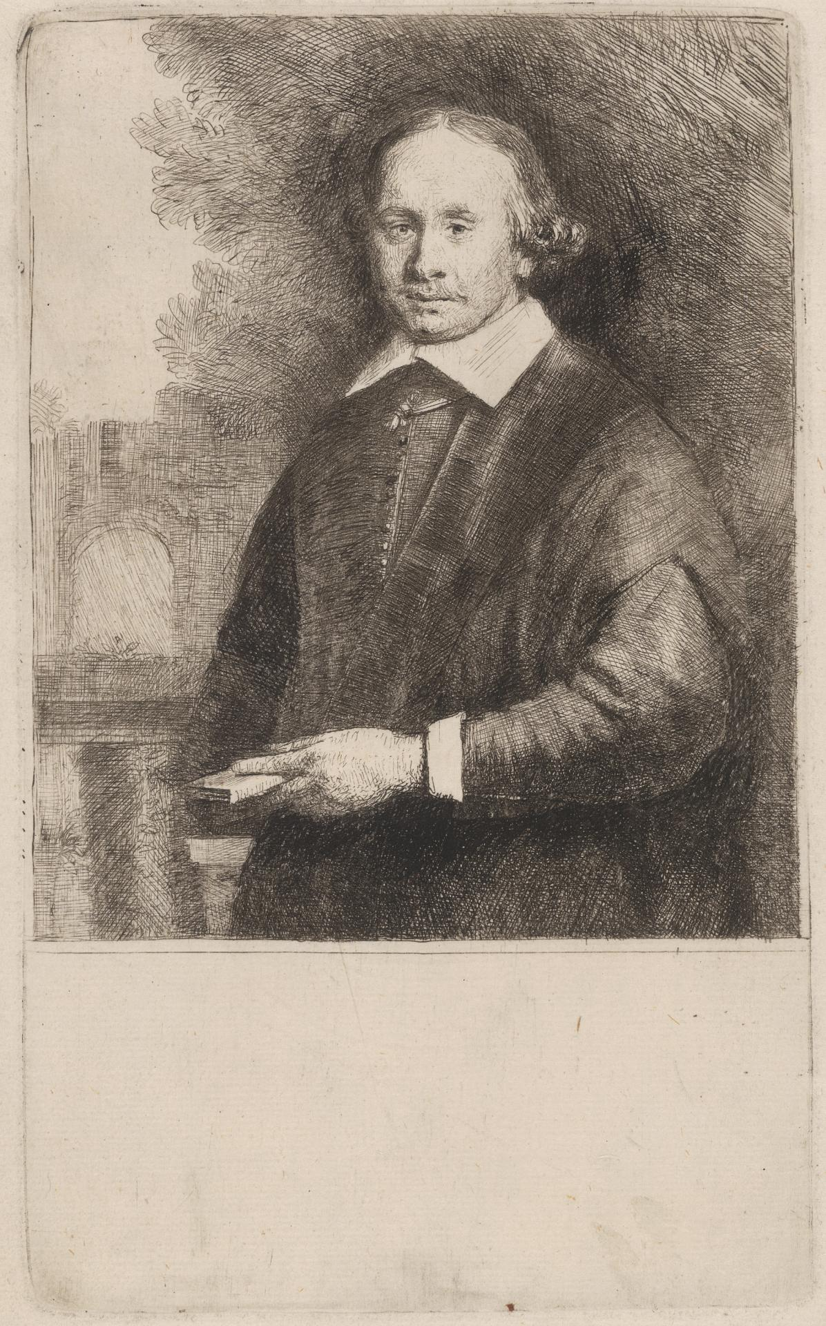 Jan Antonides van der Linden, Professor of Medicine