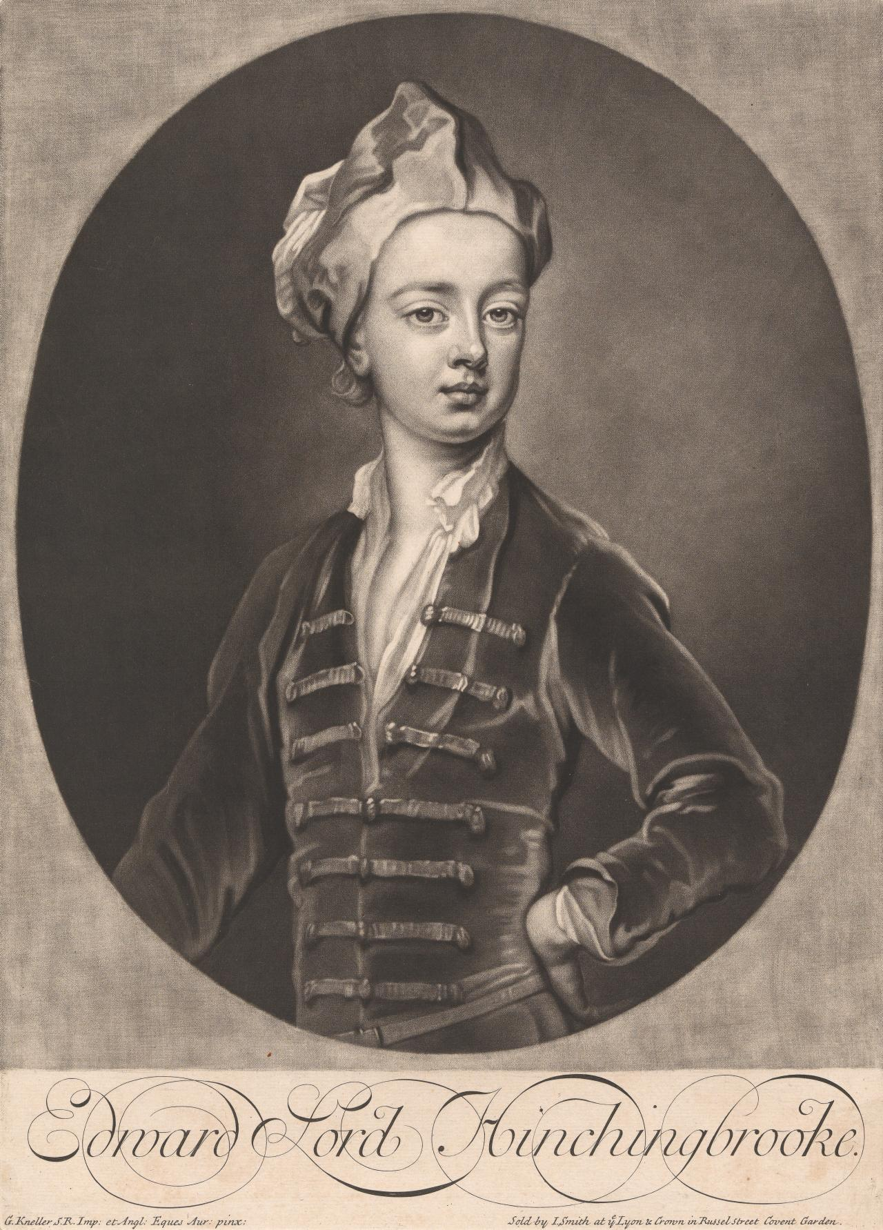 Edward, Lord Hinchingbrooke