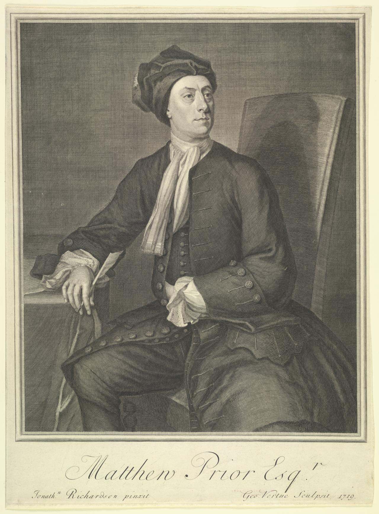 Matthew Prior Esq.