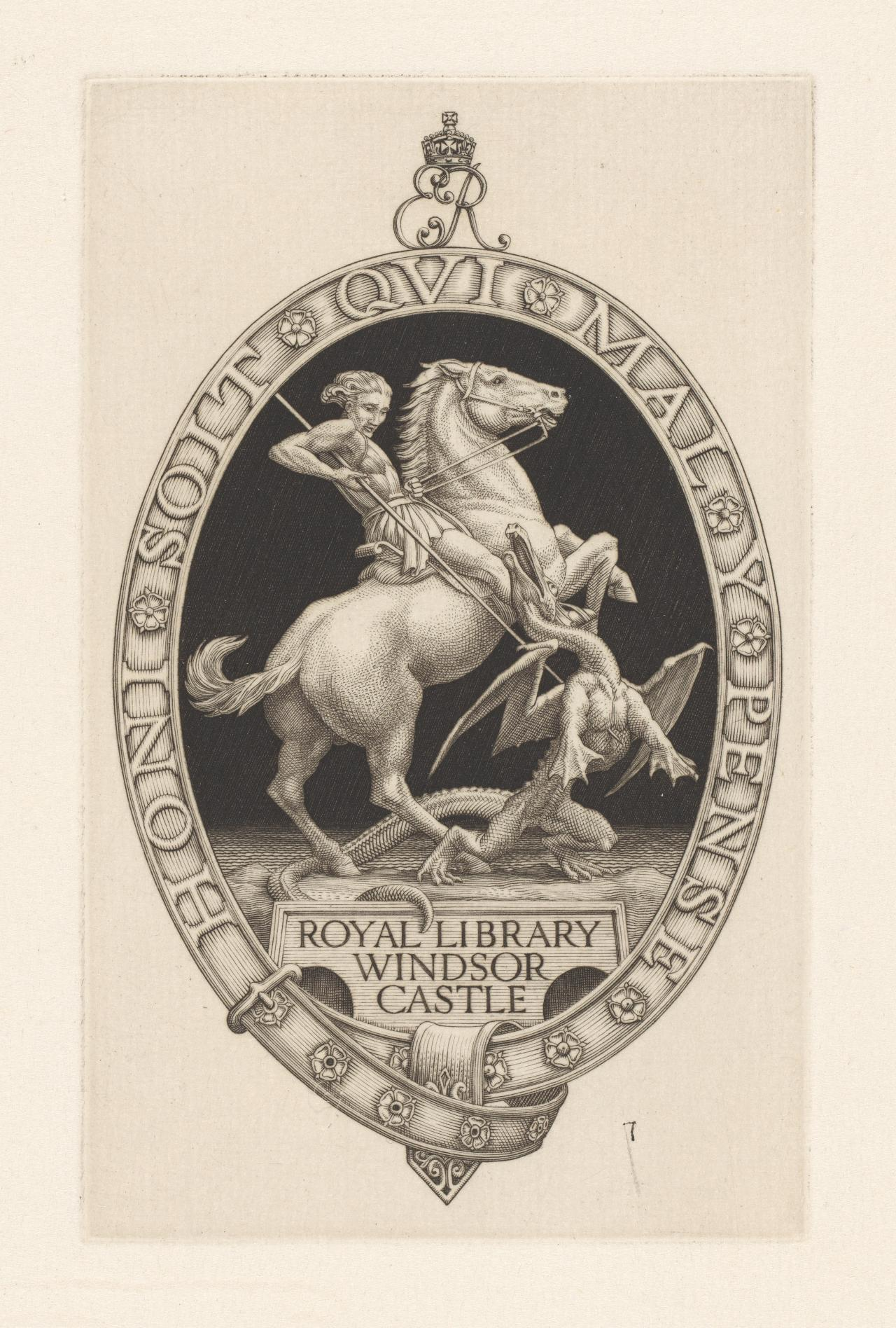 Royal Library, Windsor Castle