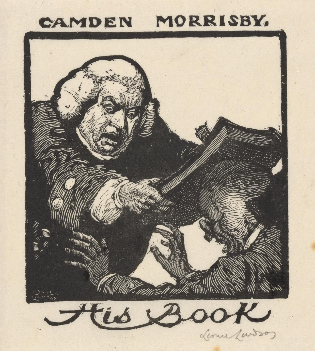 Camden Morrisby, his book