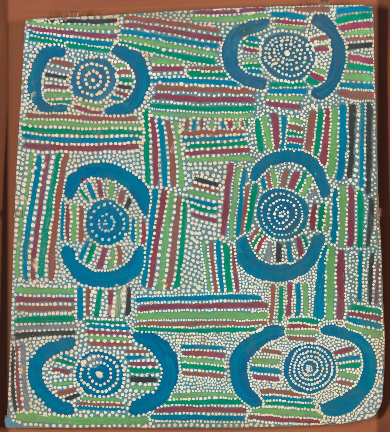Wati Kujarra Jukurrpa (Two men Dreaming)