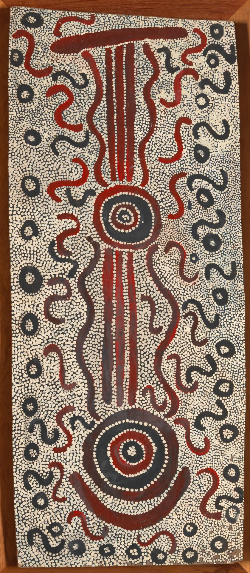 Ngarlkirdi Jukurrpa (Witchetty grub Dreaming)