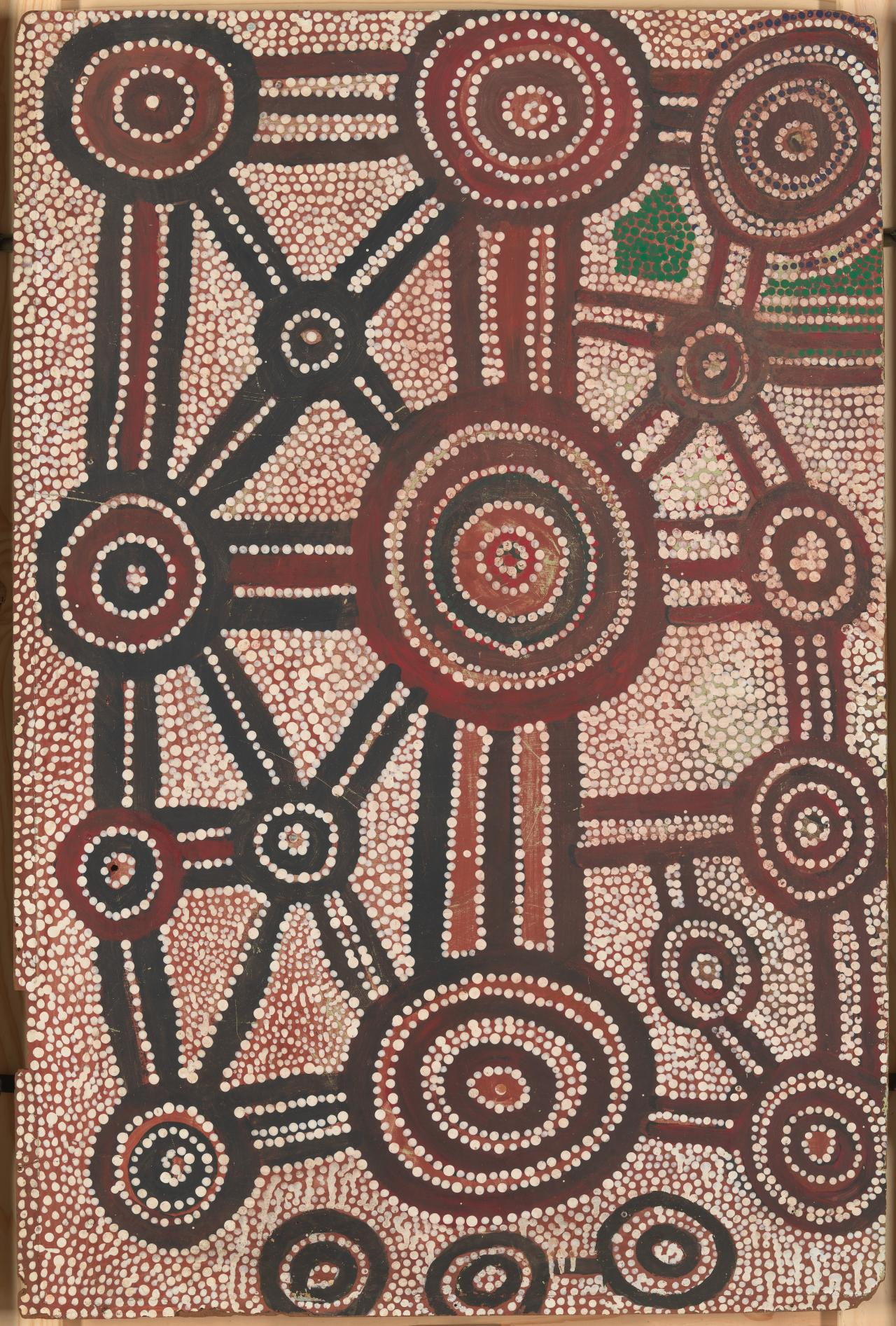 Yarla Jukurrpa (Bush potato Dreaming)