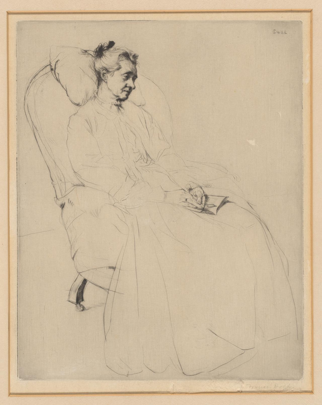 Lady Seated