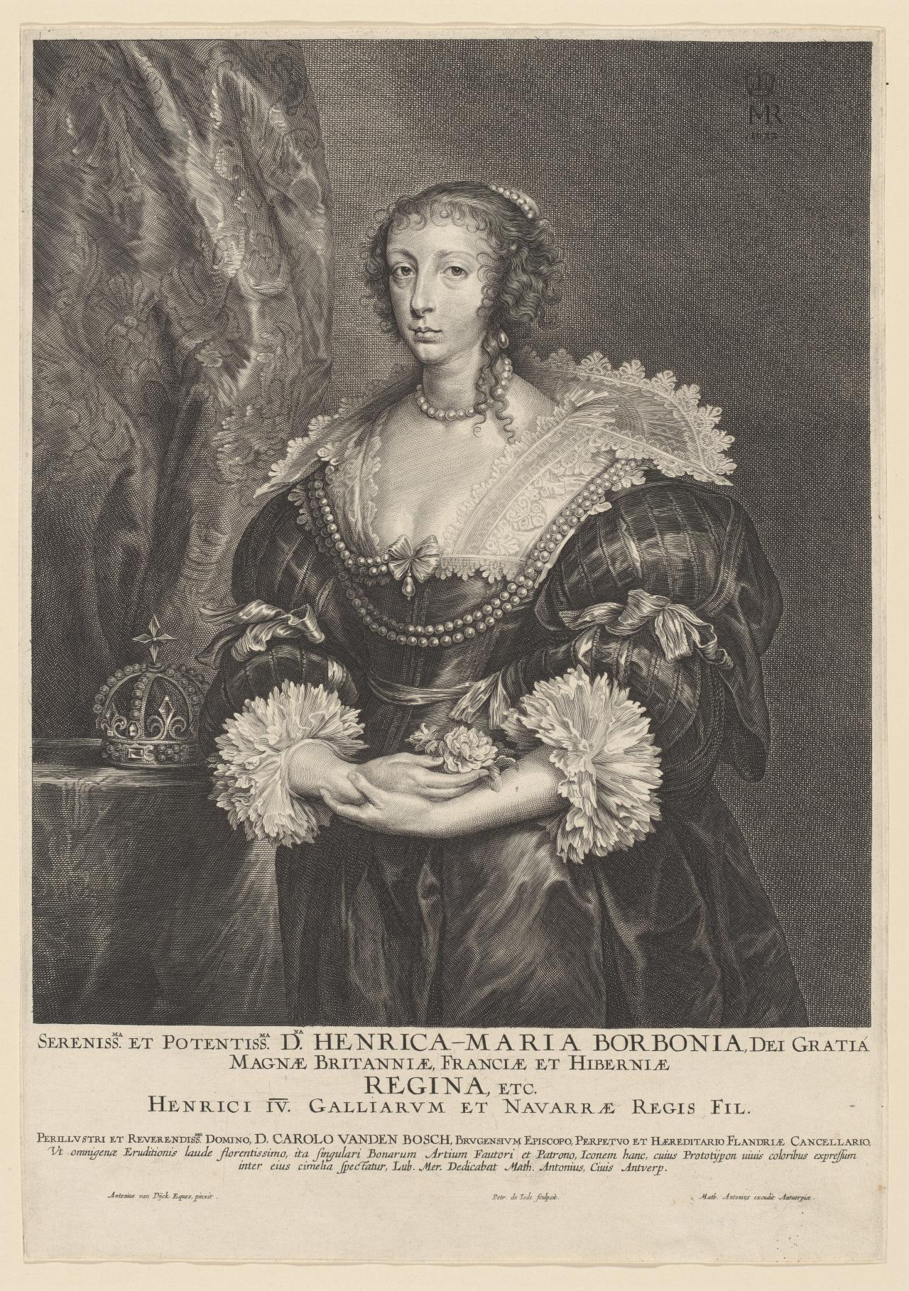 Henrietta Maria, Queen of Charles I