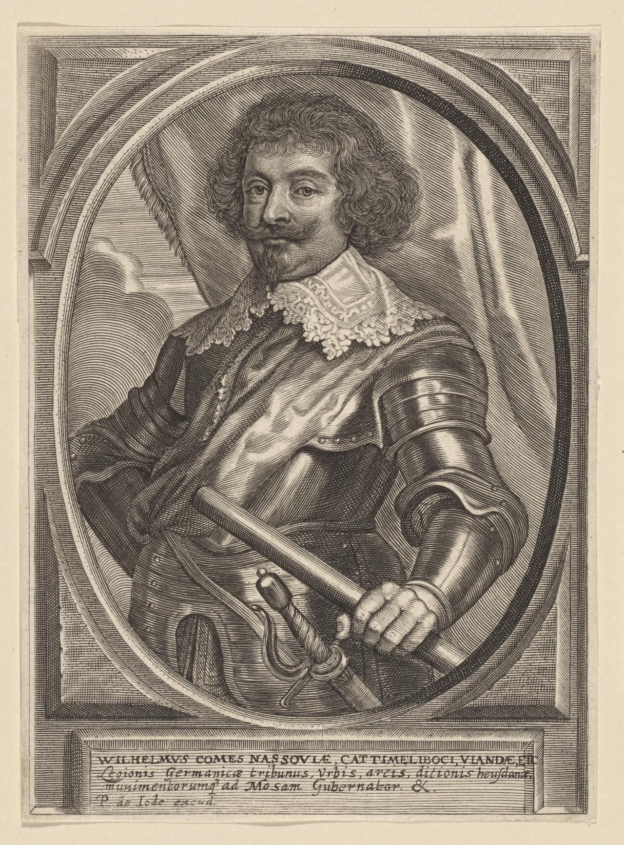 Wilhelm, Count of Nassau