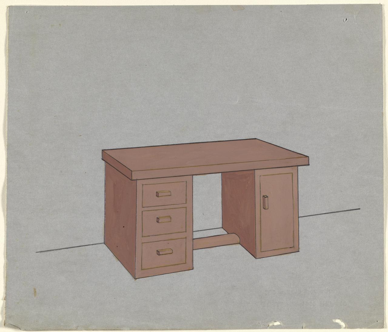 Design for a desk