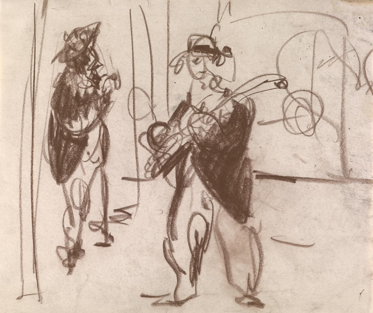 Drawing for Vaudeville