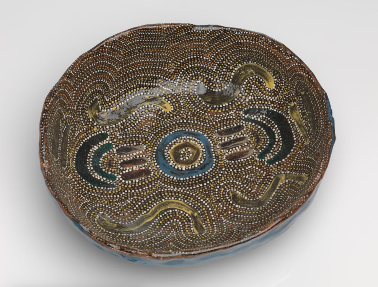 Warna Jukurrpa (Little snake Dreaming)