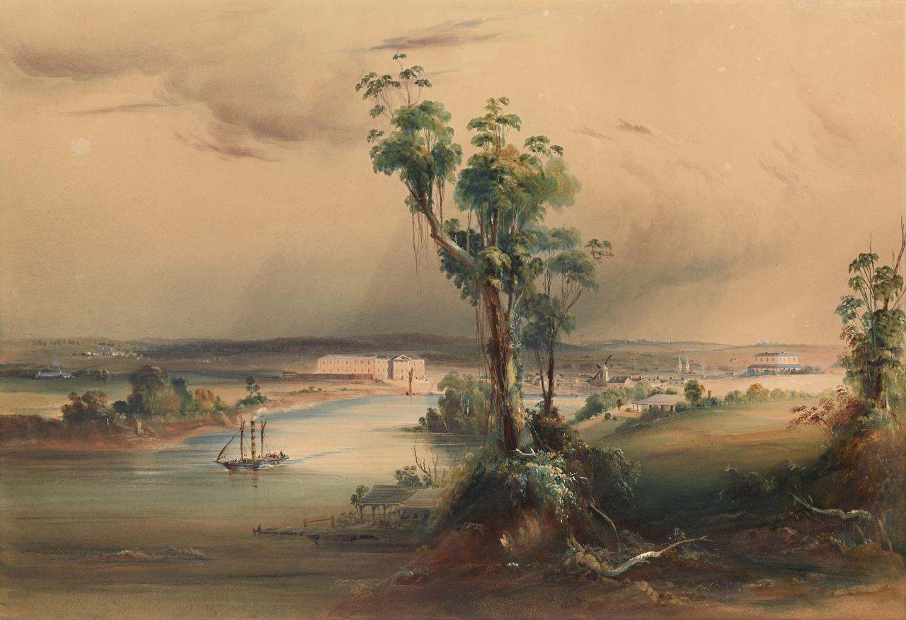View of Parramatta