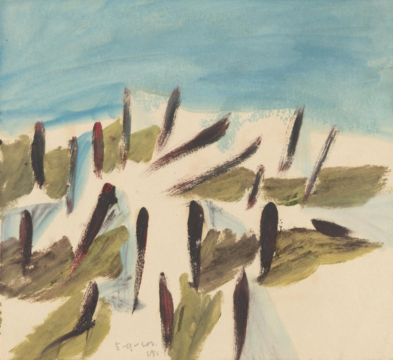 Untitled (Wimmera Landscape)