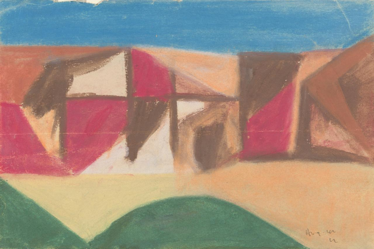 Untitled (Wimmera town)
