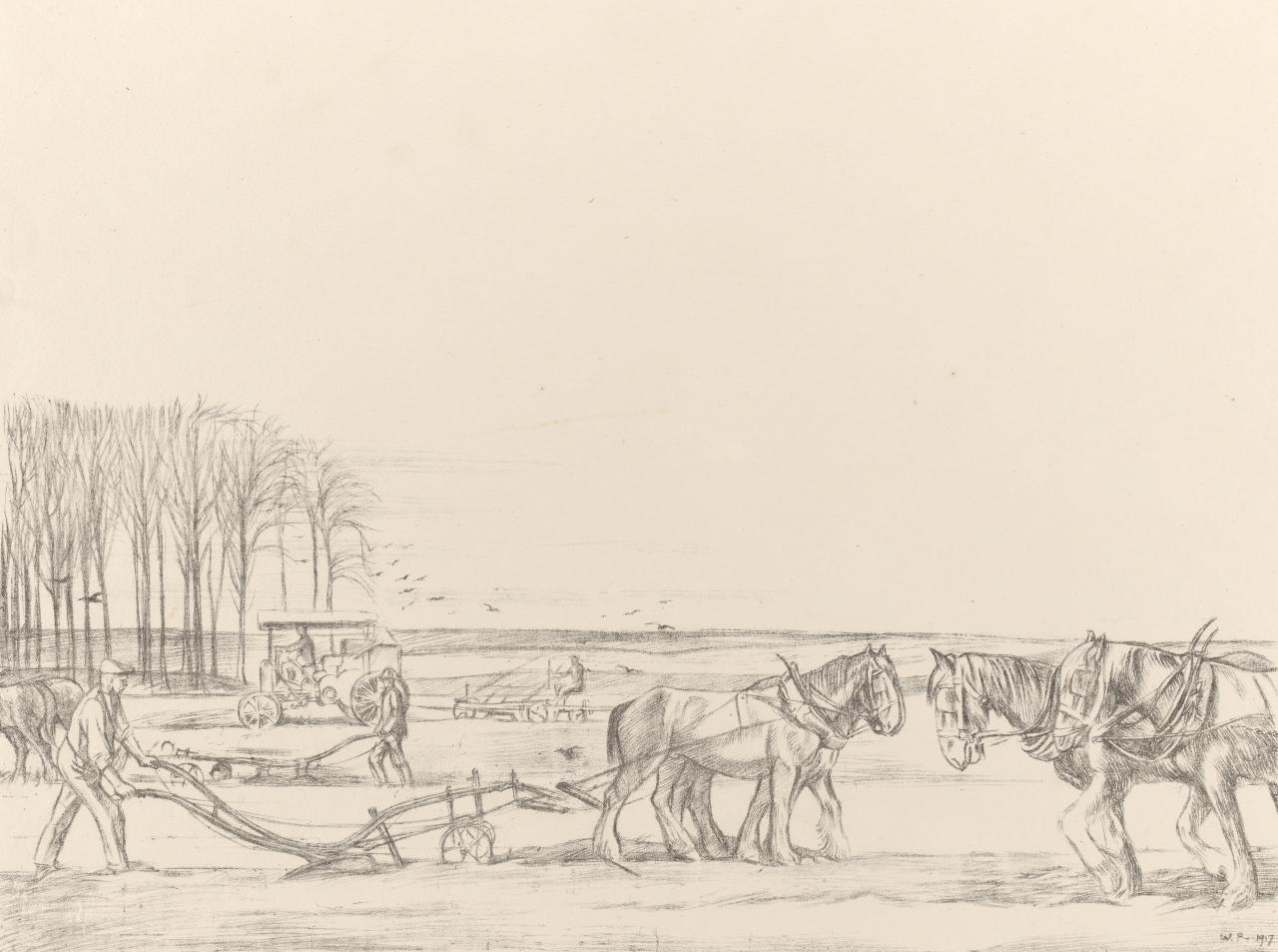 Ploughing