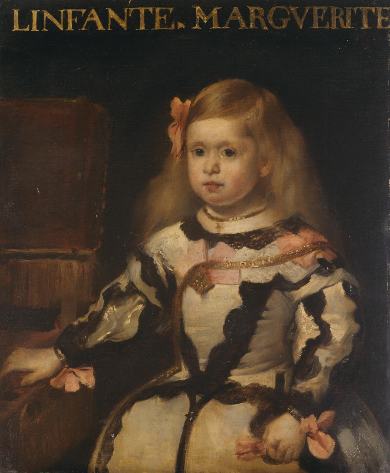 The Infanta Marie Marguerite