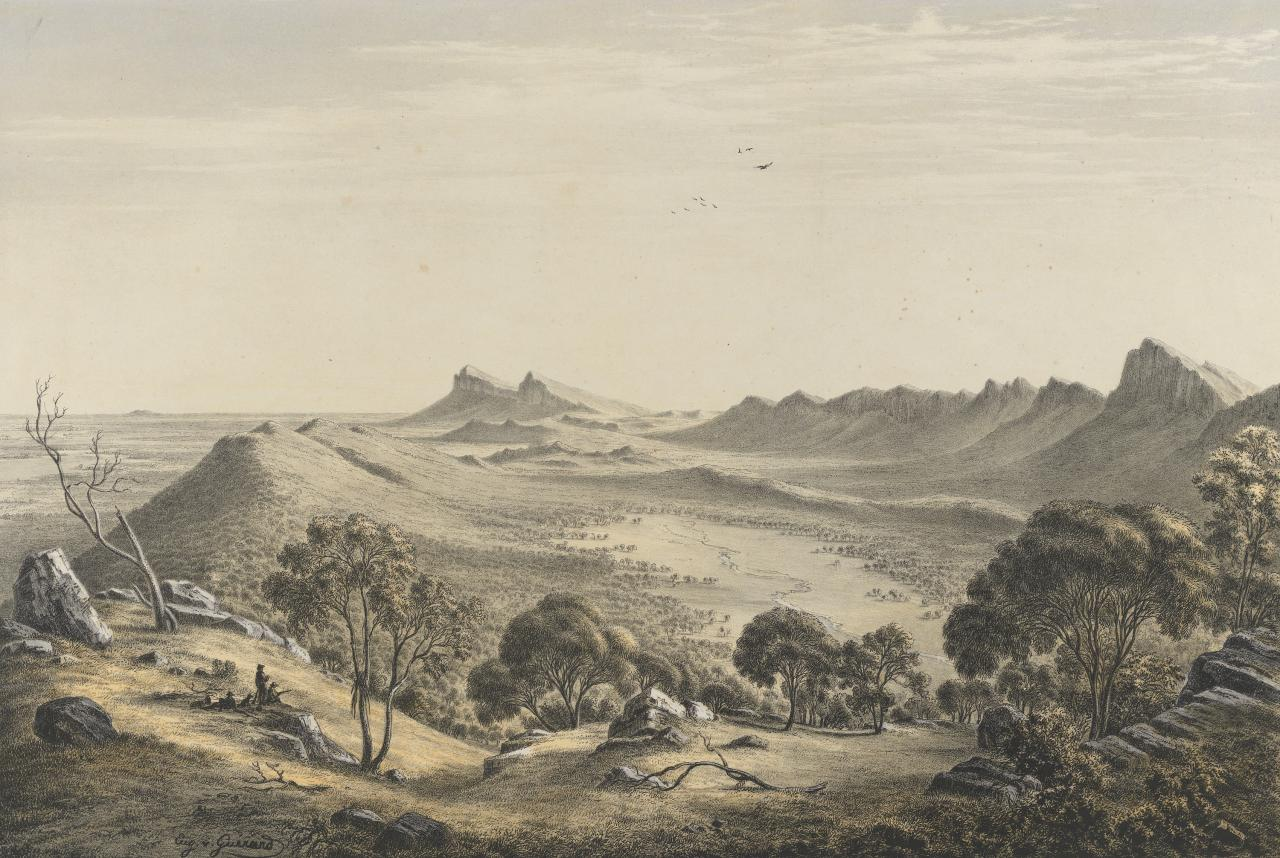Source of the Wannon