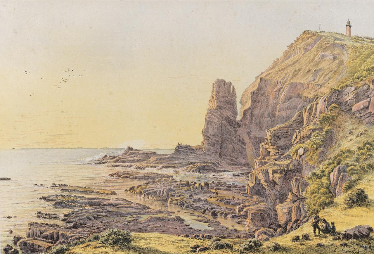 Castle Rock, Cape Schanck