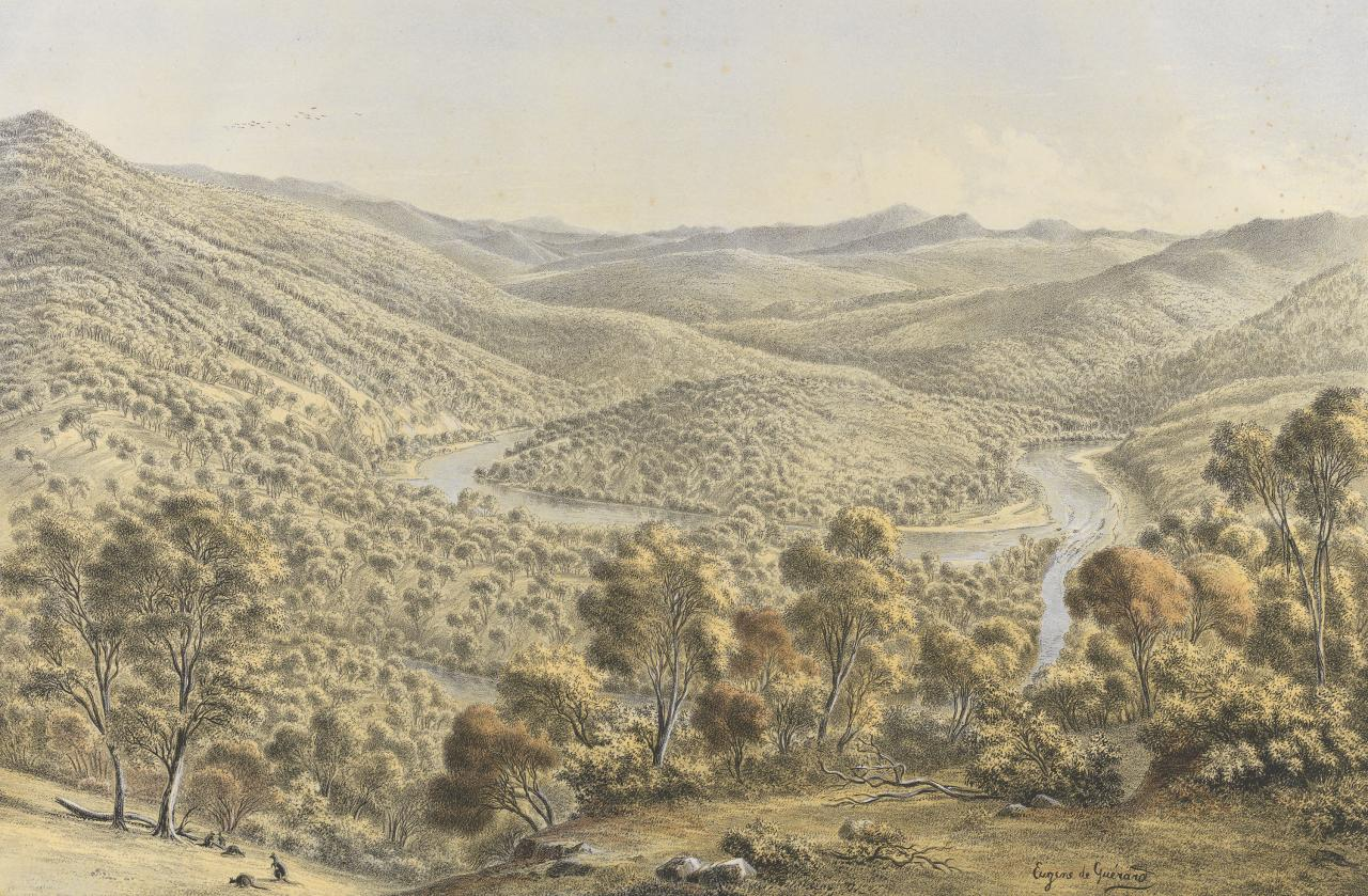 Junction of the Buchan and Snowy Rivers, Gippsland