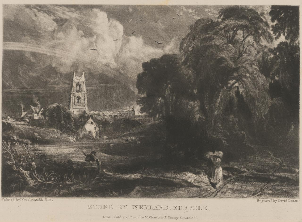 Stoke by Neyland, Suffolk