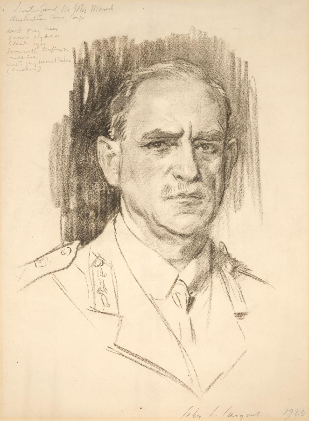 Portrait of General Sir John Monash