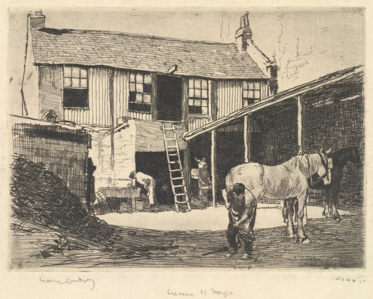 Sussex Street Forge