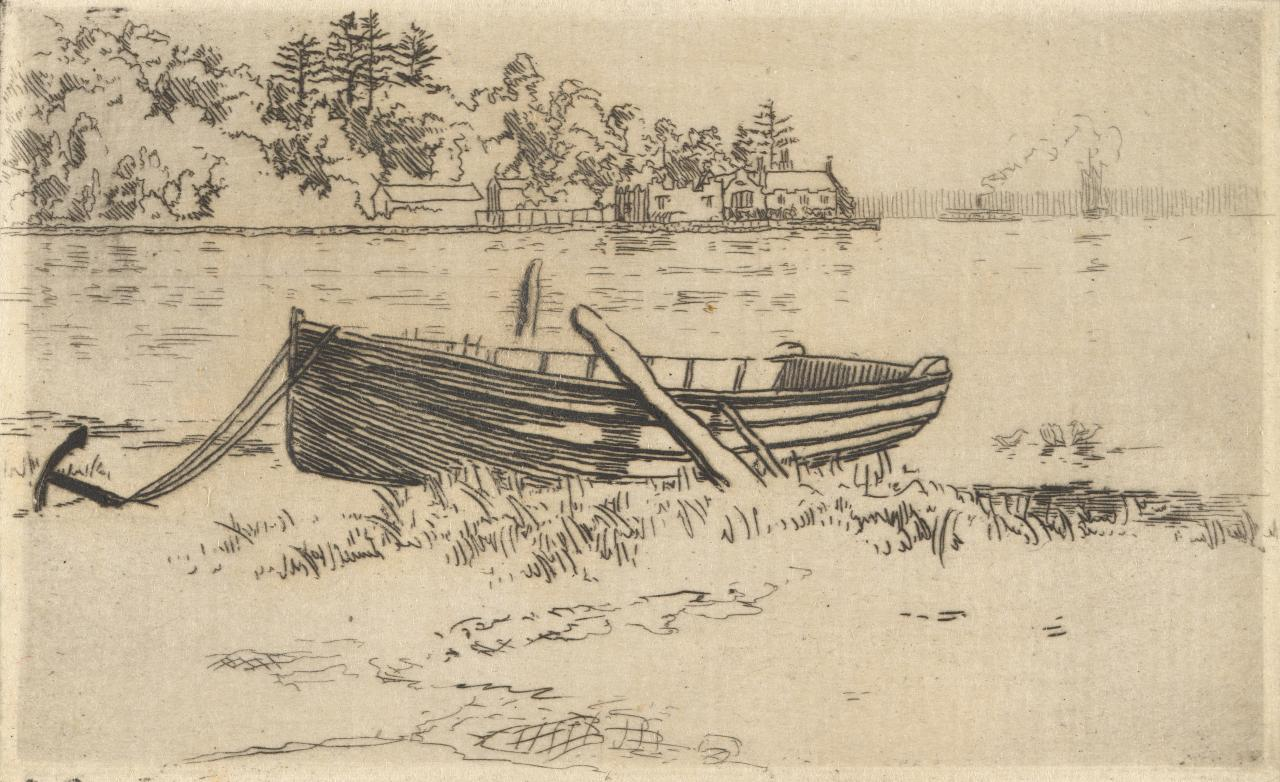 Rowing boat, Double Bay