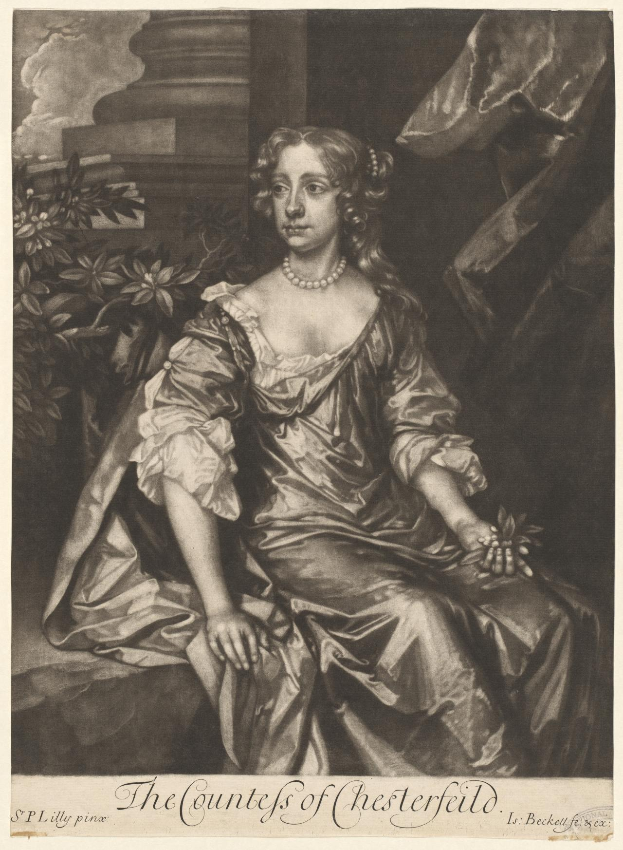 The Countess of Chesterfield