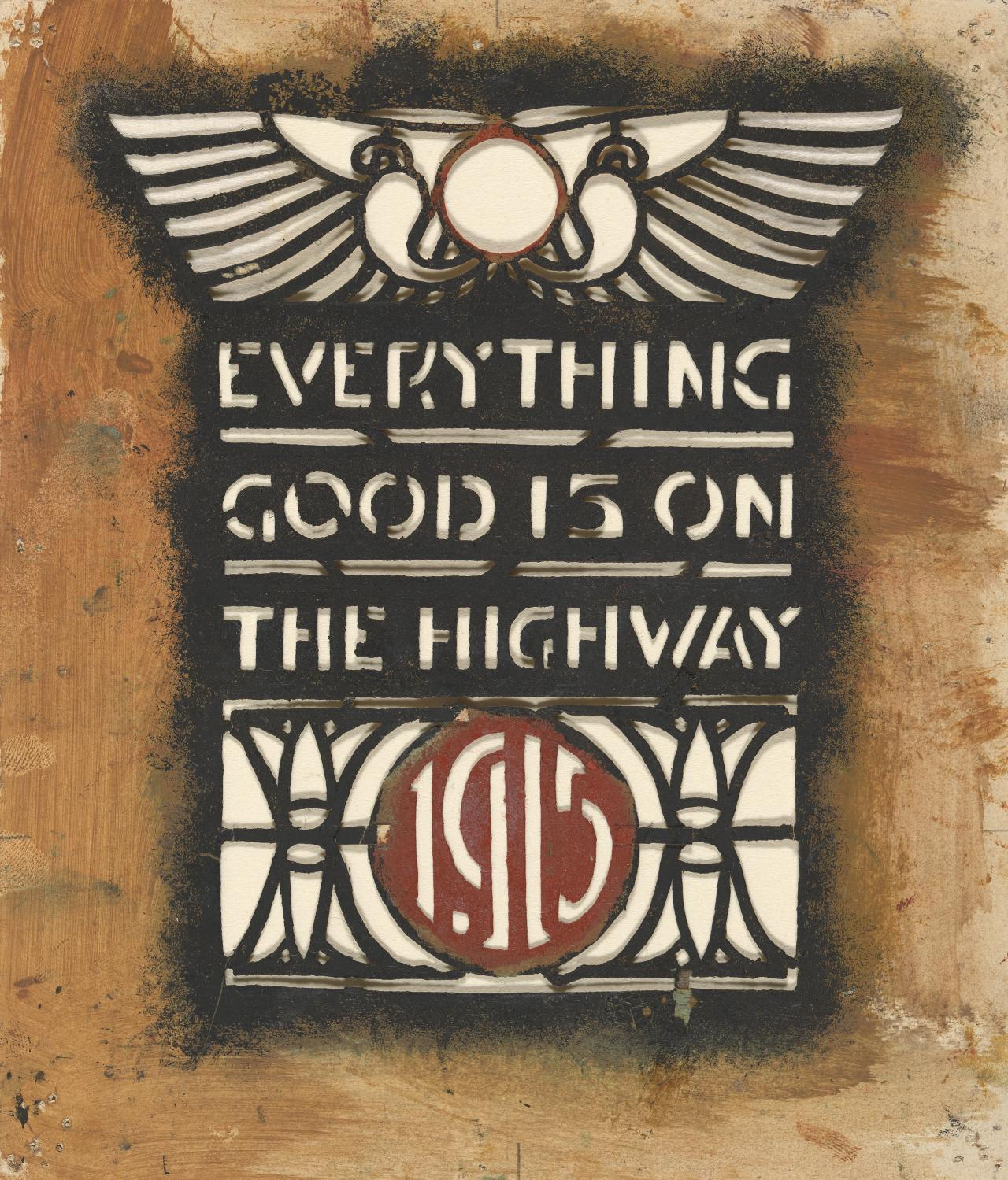 Everything good is on the highway