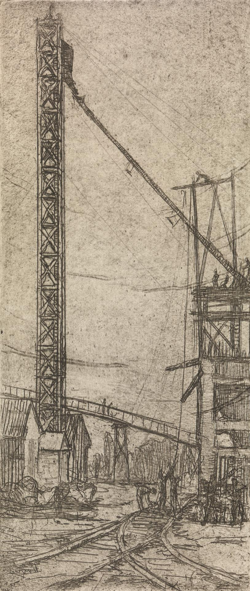 Untitled (Construction site)