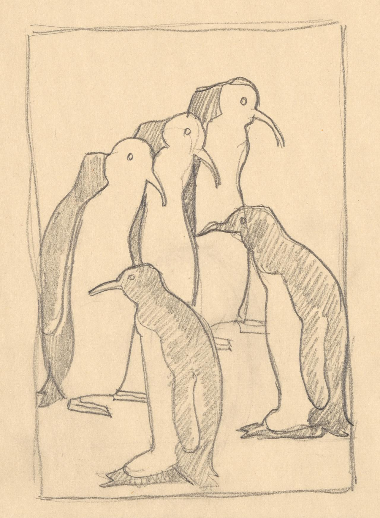 Design for Penguins II
