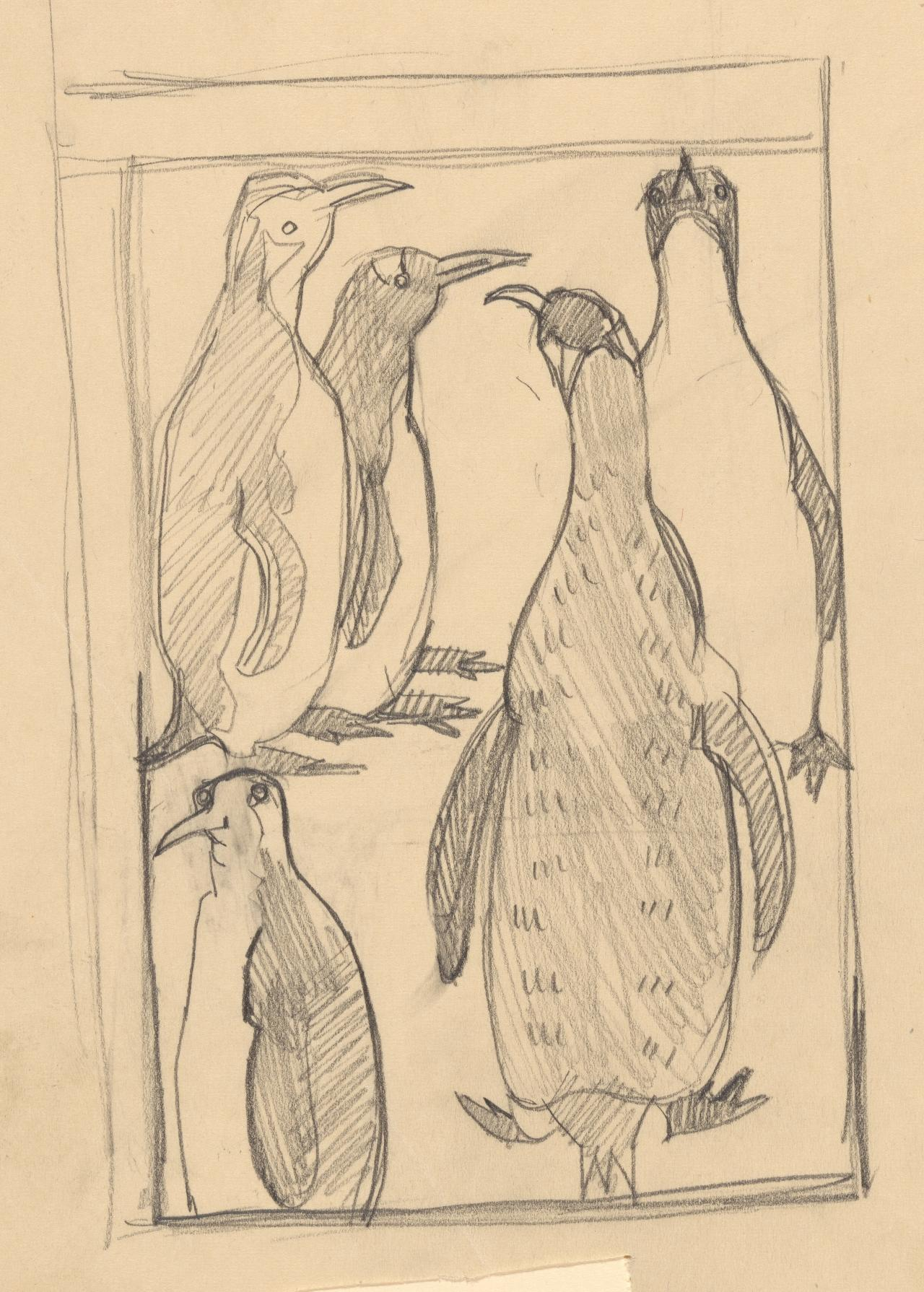 Design for Penguins III